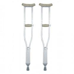 Vita Orthopaedics Βακτηρίες Αλουμινίου Με Μπίλια Ρυθμιζόμενο 09-2-051