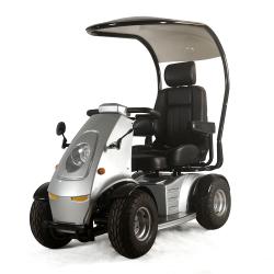Vita Orthopaedics Iron Man VT64032 (09-2-169) Mobility Scooter Grey
